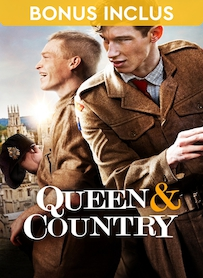 Affiche du film QUEEN AND COUNTRY (VF)