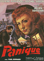 PANIQUE JULIEN DUVIVIER (1946)
