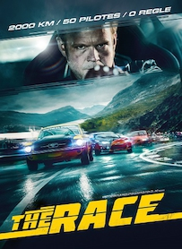 Affiche du film THE RACE