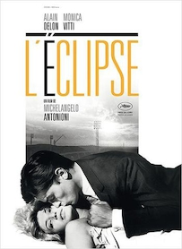 Affiche du film L éclipse (VERSION RESTAURÉE)