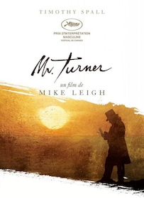 Affiche du film MR. TURNER