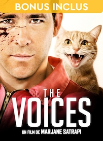 Affiche du film THE VOICES (VOSTF)