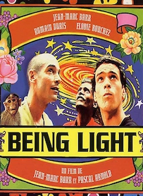 Affiche du film BEING LIGHT
