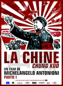 Affiche du film LA CHINE - PARTIE 1 (VERSION RESTAURÉE)