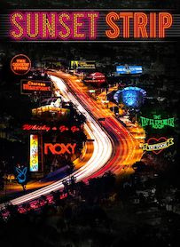Affiche du film SUNSET STRIP