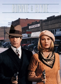 Affiche du film BONNIE AND CLYDE