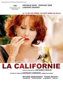 Affiche du film La Californie