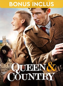 Affiche du film QUEEN AND COUNTRY (VOSTF)