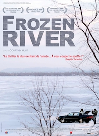 Affiche du film FROZEN RIVER
