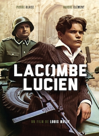 Affiche du film LACOMBE LUCIEN (VERSION RESTAURÉE)