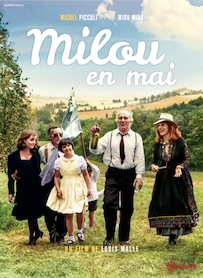 Affiche du film MILOU EN MAI (VERSION RESTAURÉE)