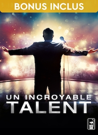 Affiche du film Un incroyable talent
