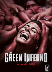 Affiche du film THE GREEN INFERNO