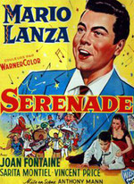 SERENADE (ANTHONY MANN, USA-1956)