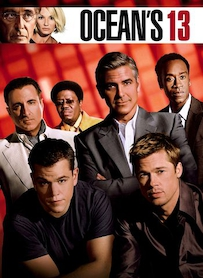 Affiche du film OCEAN S THIRTEEN