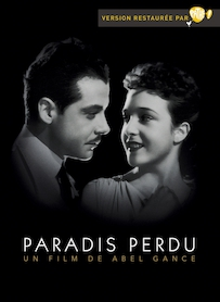 Affiche du film PARADIS PERDU (VERSION RESTAURÉE)