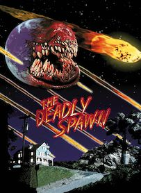 Affiche du film THE DEADLY SPAWN