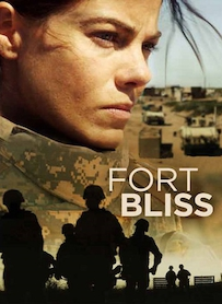 Affiche du film Fort Bliss