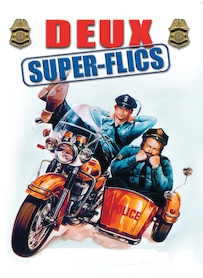 Affiche du film Deux super-flics