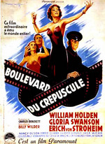 BOULEVARD DU CRÉPUSCULE (SUNSET BOULEVARD, 1950) DE BILLY WILDER