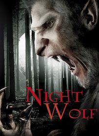 Affiche du film Night Wolf