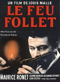 Affiche du film LE FEU FOLLET (VERSION RESTAURÉE)