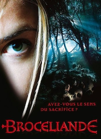 Affiche du film BROCÉLIANDE