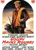 GOUPI-MAINS ROUGES DE JACQUES BECKER (1942)