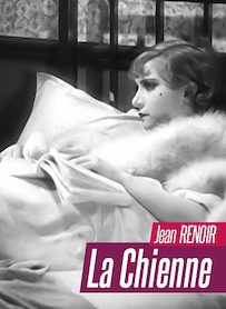 Affiche du film LA CHIENNE (VERSION RESTAURÉE)