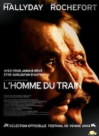 Affiche du film L homme du train