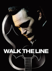 Affiche du film WALK THE LINE (VERSION RESTAURÉE)
