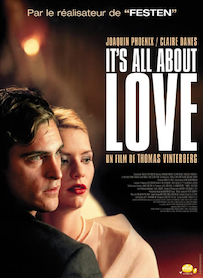 Affiche du film It s All About Love