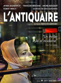 Affiche du film L ANTIQUAIRE