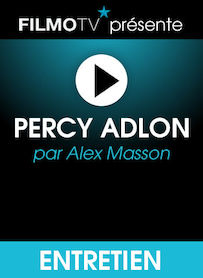 Affiche du film PERCY ADLON