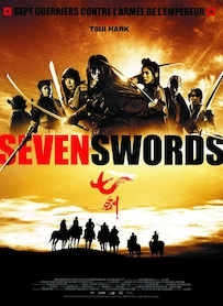 Affiche du film SEVEN SWORDS