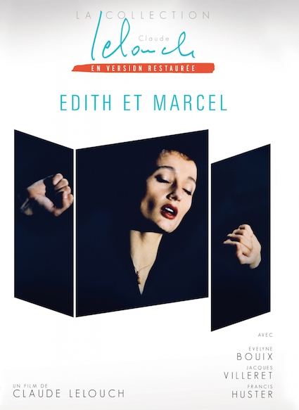 Affiche du film EDITH ET MARCEL (VERSION RESTAURÉE)