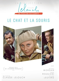 Affiche du film Le chat et la souris (VERSION RESTAURÉE)