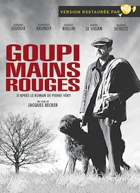 Affiche du film Goupi Mains Rouges (VERSION RESTAURÉE)