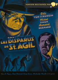 Affiche du film LES DISPARUS DE SAINT-AGIL (VERSION RESTAURÉE)