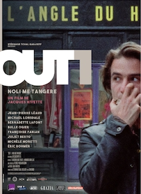 Affiche du film OUT 1 : EPISODE 7/8 D ÉMILIE A LUCIE (VERSION RESTAURÉE)