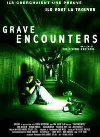 Affiche du film GRAVE ENCOUNTERS