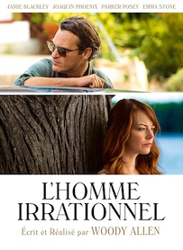 Affiche du film L homme irrationnel