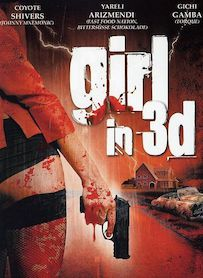 Affiche du film GIRL IN 3D