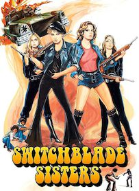 Affiche du film Switchblade Sisters