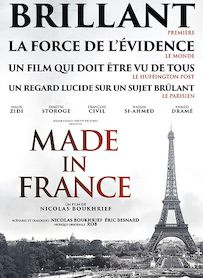 Affiche du film MADE IN FRANCE