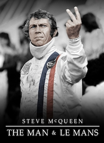 Affiche du film STEVE MCQUEEN: THE MAN & LE MANS