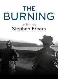 Affiche du film THE BURNING
