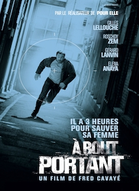 Affiche du film A BOUT PORTANT