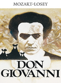 Affiche du film DON GIOVANNI  (VERSION RESTAURÉE)