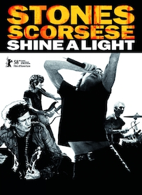 Affiche du film Shine a Light